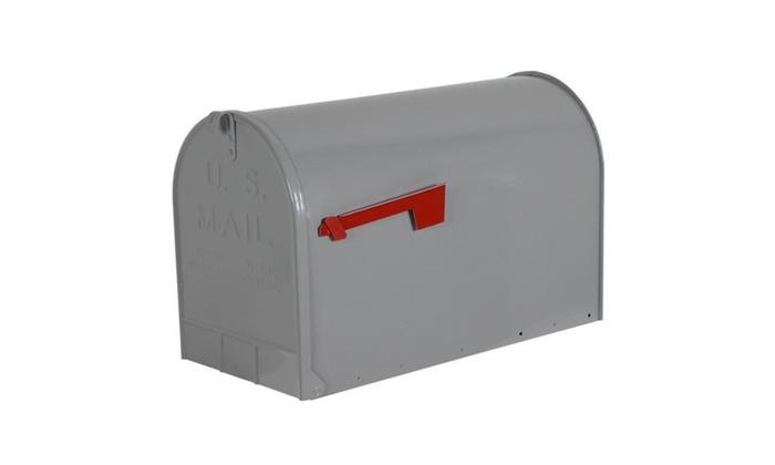Mailbox Rural Gry Nbr3