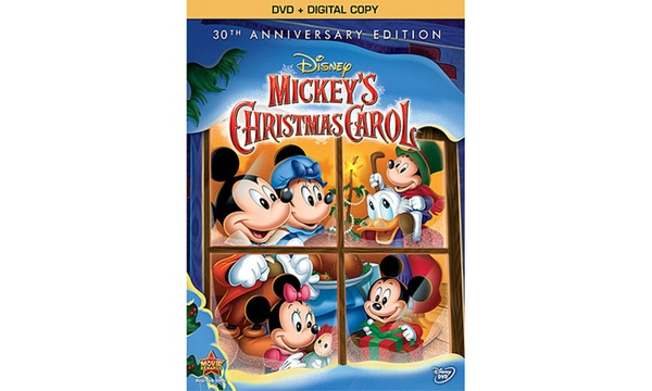 Mickeys Christmas.Mickey S Christmas Carol 30th Anniversary Special Edition