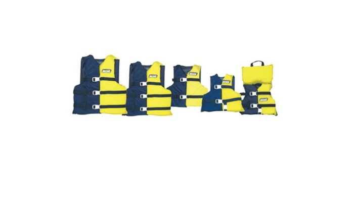 Onyx Infant Boating Vest Blue