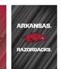 Flag, Sub, Suede, Double Side, Reg, University of Arkansas