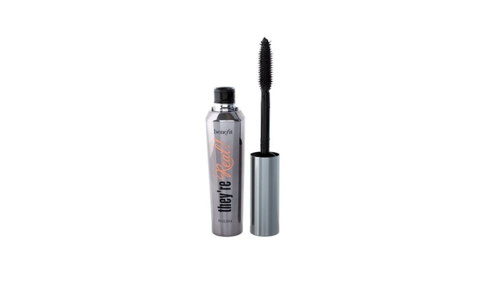 8866369379c Benefit Cosmetics They're Real! Lengthening & Volumizing Mascara Black |  Groupon