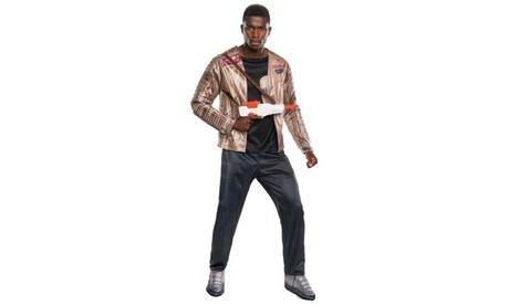 Star Wars Episode VII - Mens Deluxe Finn Costume 13fa0b09-6b4a-487e-99ab-e0f36389e036