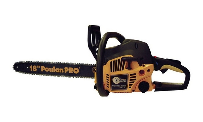 """40-Volt Lithium-Ion Rechargeable 14"""" Chainsaw"""