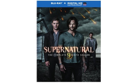 Supernatural: The Complete Ninth Season (Blu-ray UltraViolet) 12e49abb-82ed-4891-b65e-e0b1a4fdb3f1
