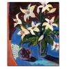 Sheila Golden A Bowl of Cherries Canvas Print 26 x 32