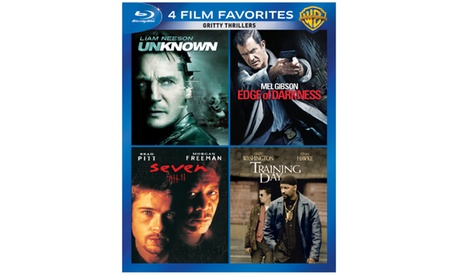 4 Film Favorites: Gritty Thrillers (BD)(4FF) 7959f469-8f12-4744-bf37-1cdf9b0258bc