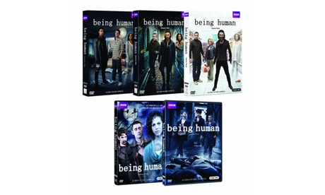 Being Human Complete (5pack/Giftset/DVD) c9820bd1-3703-49a1-a3a4-e22a1e5767dc