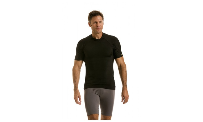 IS Pro Compression Slimming Short Sleeve Raglan