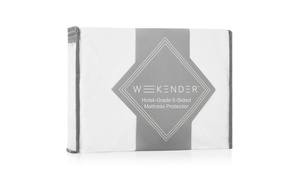 Weekender 5-Sided Jersey Mattress Protector