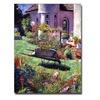 David Lloyd Glover Color Garden Impression Canvas Print