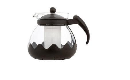 Glass Teapot with Infuser ebf2ecf1-ce29-41e2-9662-f0dc4c72bf27