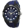 Joshua And Sons Men's Silicone Strap Sports Watch JSGP61