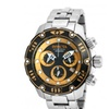 Invicta Hydromax Quartz Chronograph Black, Yellow Dial Men's Watch