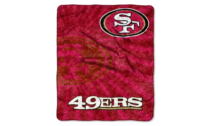 NFL 065 49ers Sherpa Strobe