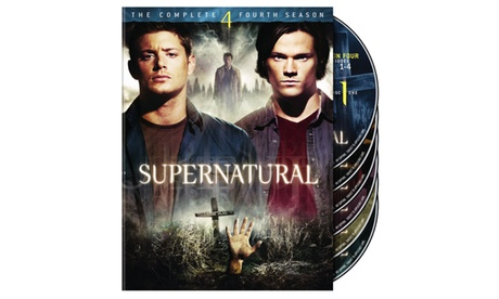Supernatural: The Complete Fourth Season (DVD) 02c1ec2f-9bee-497c-bc01-24574e34f072