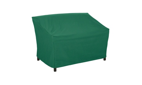 Classic Accessories Atrium Patio Sofa Cover, Green 5384381f-509e-4025-8268-56bd2c92877d