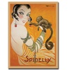 Spinelly Canvas Print