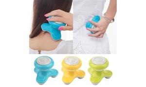 Handheld Mini Electric Vibrating Body Massager