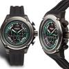 Force One Valken Chronograph Mens Watch Black/Green