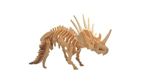 Big Styracosaurus Wooden Puzzle 27223212-1989-445c-b845-30594a5543c7