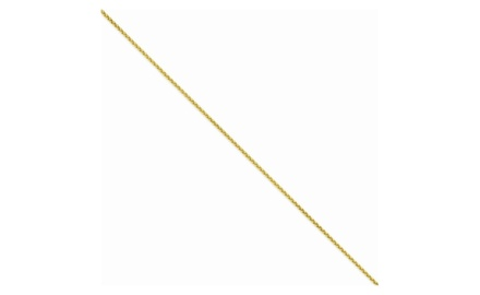 IceCarats Designer Jewelry 14k 1.9mm Parisian Wheat Chain
