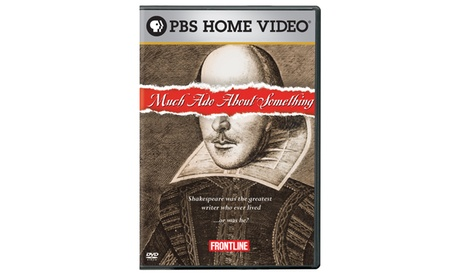 FRONTLINE: Much Ado About Something DVD a877ce30-12dc-420b-bbc9-8da53c2f6791