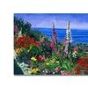 David Lloyd Glover Laguna Niguel Summer Canvas Print