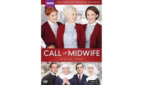 Call the Midwife: Season Four (DVD) 609926f6-edc0-452b-a477-2c9c68179287