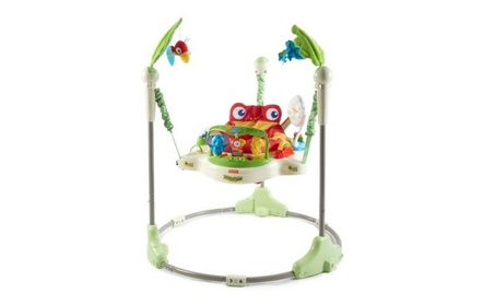 Fisher-Price Rainforest Jumperoo 307ad5f8-8596-48a1-a012-4f84ea7b4a45