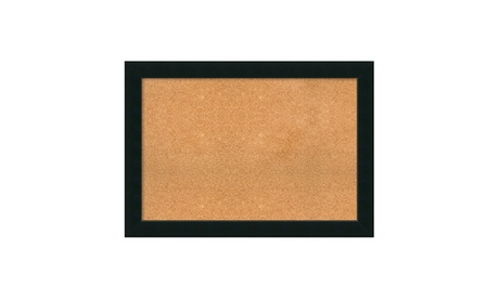 "Framed Cork Board Extra Large, Corvino Black: Outer Size 41 x 29"" 5b168aa7-7ded-4ec0-aa80-2d461436d0ae"
