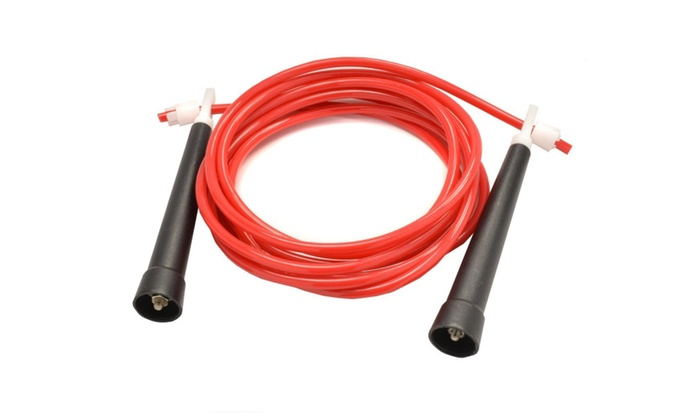 Plastic Long Jump Rope Skipping Gym Speed Fitness