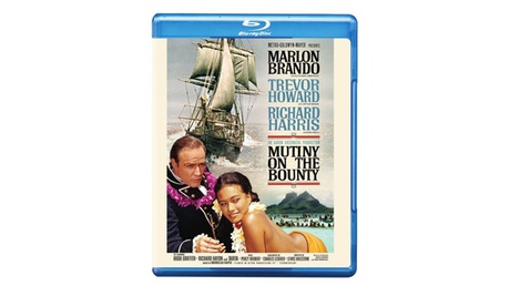 Mutiny on the Bounty (1962) (Blu-ray) 97a1a77a-bdd2-46e5-b1e6-18eb0adeeb17