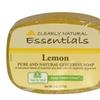 Clearly Natural Glycerine Bar Soap Lemon - 4 OZ (Pack of 1)