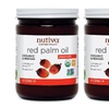Nutiva Organic Red Palm Oil, 15 Fluid Ounce (Pack of 3)