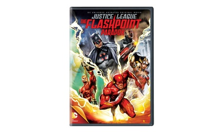 DCU: Justice League: The Flashpoint Paradox (DVD) 35343c6e-8e99-4e01-9c1b-403734e08bfc