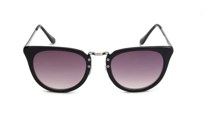 Eason Fashion Women's Bold Cat Eye Sunglasses EYE Styled