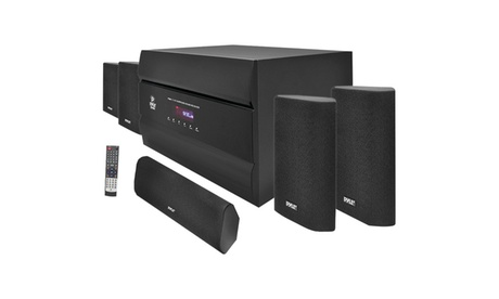 Pyle Pt628a 400-watt 5.1-channel Home Theater System 32372ef0-dcd2-4015-836a-440ce4826043