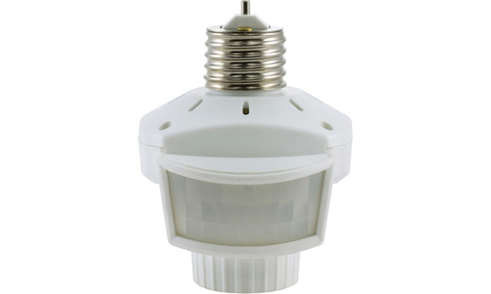 GE 10456 Indoor 120 degree Motion-sensing Light Control