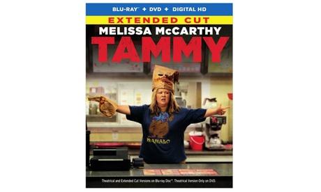 Tammy: EXTandTH (Blu-ray DVD Digital HD UltraViolet Combo Pack) aca01a40-71e9-4c9f-bc22-1cabb585434f