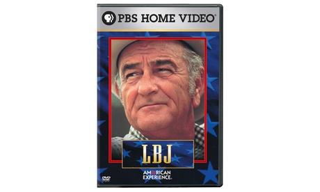 American Experience: LBJ DVD d021230c-8741-4b94-b090-fc9d422e4866