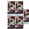 Set of 5 100% Cotton Everyday Basic Printed Terry Kitchen Towels