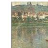 Claude Monet 'Vetheuil 1901' Canvas Rolled Art