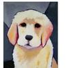 Adam Kadmos Puppy Dog Canvas Print