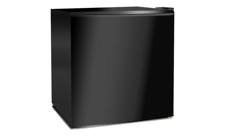 Midea Compact Single Reversible Door Refrigerator Freezer photo