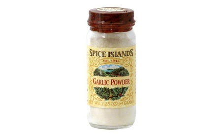 Spice Islands Garlic Powder, 2.25 oz, - Pack of 3 e94f05c2-bebe-4ac1-b821-c73a6bff6577