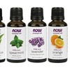 NOW Foods Essential Oils Variety Pack (5-Pack)