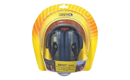 Howard Leight Amplified Noise Canceling Sports Earmuffs ce07c1d4-cd27-4687-a4d6-f86387c62514