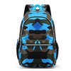 Camouflage Color Children Schoolbag Shoulder Bag Backpack