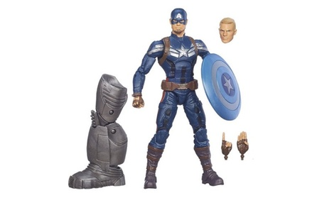 Captain America Marvel Legends Captain America Figure ce5e0d13-11b6-481f-86a8-6f665d4e537e