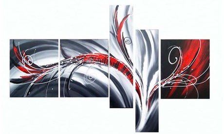 Hand Painted Abstract Oil Paintings 9863678e-b937-4f26-b335-756f23b8a3b1